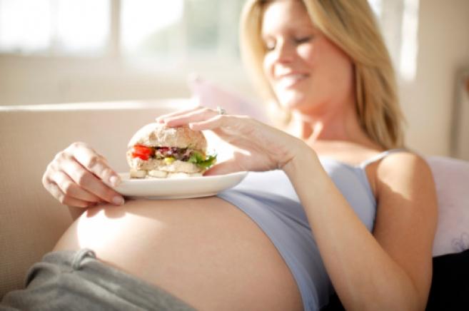 Что хочется беременным есть