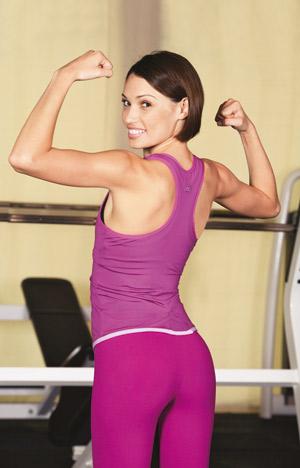 какими упражнениями убрать жир
