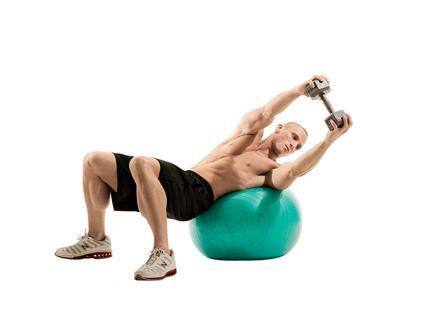 Упражнения для боковых мышц пресса для девушек